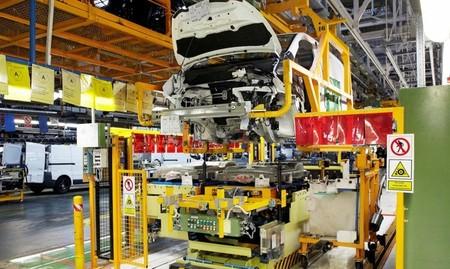 Nissan e-NV200 en la factoría de Barcelona 02