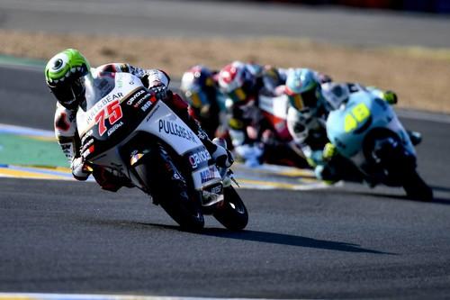 ¡Locura en Moto3! Caídas y sanciones dan a Albert Arenas su primera victoria mundialista en Le Mans