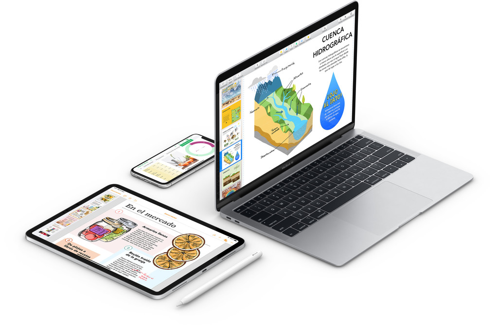 Cómo explorar y restaurar versiones previas de archivos de Pages, Numbers u Keynote en vuestro iPhone u iPad