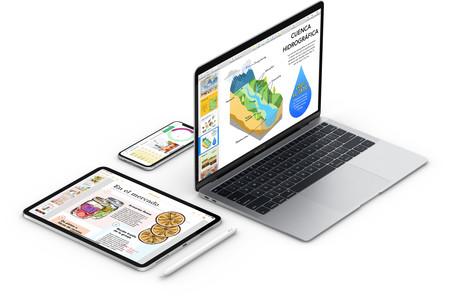 Cómo explorar y restaurar versiones previas de documentos de Pages, Numbers o Keynote en nuestro iPhone o iPad