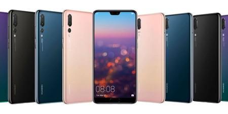 Huawei P20 Pro con regalo o un Xiaomi Mi NoteBook Pro por 650 euros: ofertas de Gangas de Viernes Santo