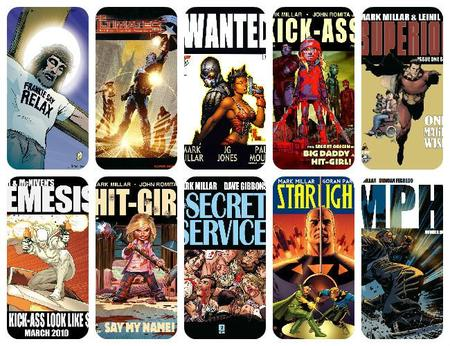 Mark Millar Comics