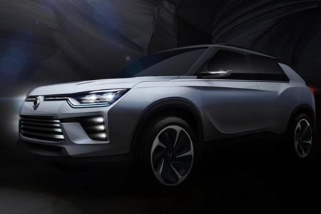 SsangYong SIV-2, un futuro todocamino medio