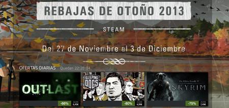 Las Rebajas de Steam de Otoño 2013 ya están aquí: ¡vamos a quemar la tarjeta de crédito!