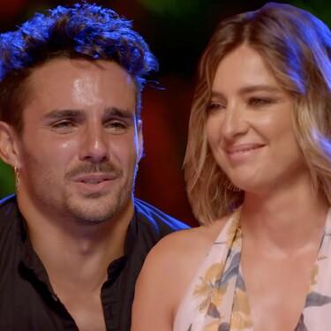 Ni con Lucía, ni con Fiama: La despedida más emocionante de Manuel en 'La Isla de las Tentaciones 3' ha sido con Sandra Barneda