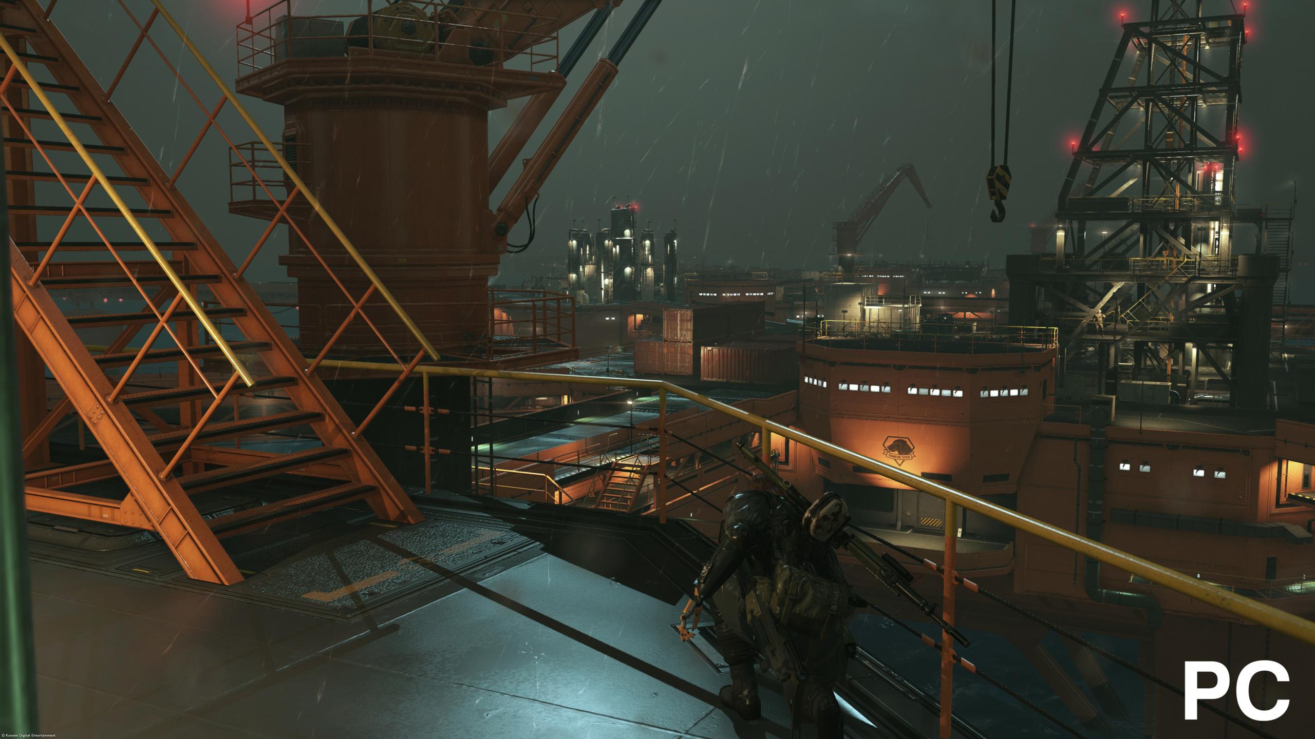Foto de Metal Gear Solid V: The Phantom Pain (17/24)