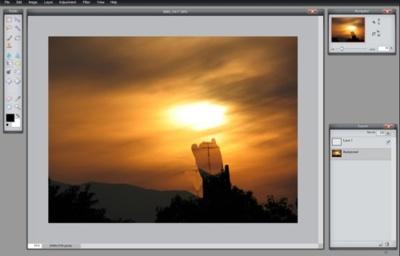 Pixlr, otro editor online de imágenes con cierto aire a Adobe Photoshop