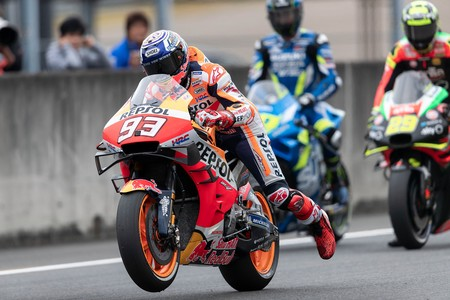 Marc Márquez vuelve a arrasar en Japón para certificar el título de constructores de Honda