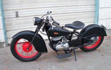 Indian-Bultaco