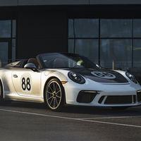 El último de los Porsche 911 Speedster se va a subastar para luchar contra los efectos del coronavirus