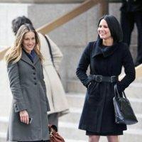 Tendencias Primavera-Verano 2011: la moda gris se impone en las celebrities en looks de calle y vestidos de fiesta