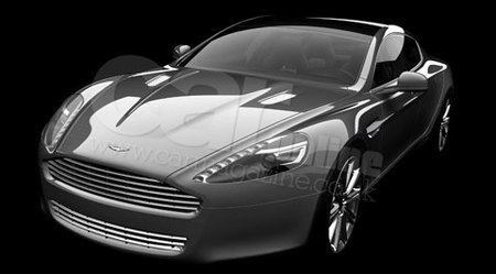 Aston Martin Rapide, ¿primera imagen oficial?