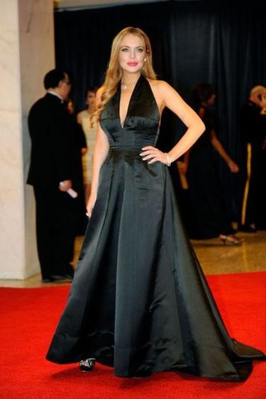 """""""Estar encerrada como Lindsay Lohan"""", una frase totalmente legal y de moda"""