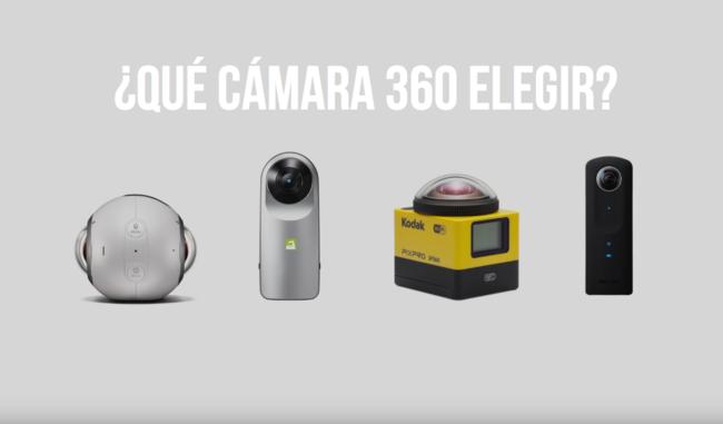 ¿Cuál es la mejor cámara 360 doméstica de 2016?