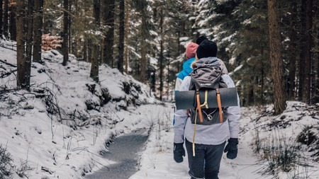 Ofertas The North Face en Amazon en cientos de artículos: abrigos, sudaderas o mochilas rebajados
