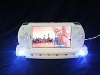 Dock para PSP blanca