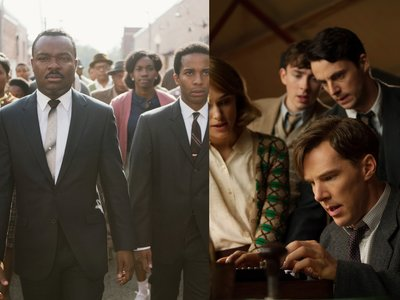 'Selma' respetó la historia real al 100%, 'The Imitation Game' sólo un 41%