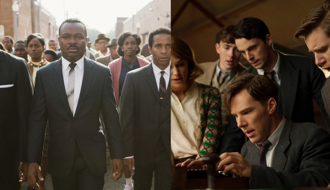 Selma y The Imitation Game