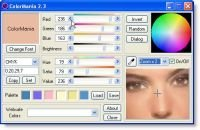 Elige la información de un color con Colormanía