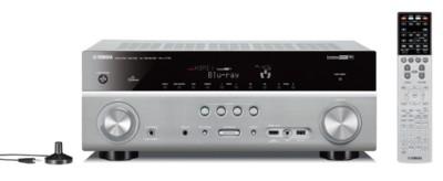 Nuevos receptores Yamaha, con 4K y especial cuidado del sonido
