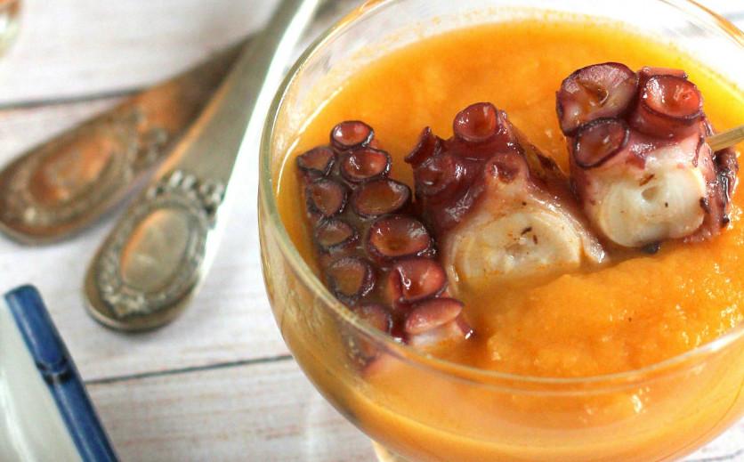 Siete originales cremas de calabaza con un toque especial, para aprovechar un ingrediente que está en plena temporada
