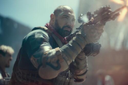 """""""Zack Snyder se aseguró en 'Ejército de los muertos' de que todos teníamos nuestro momento para brillar"""". Dave Bautista"""