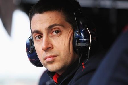 Toro Rosso despide a Luca Furbatto, el diseñador del STR9