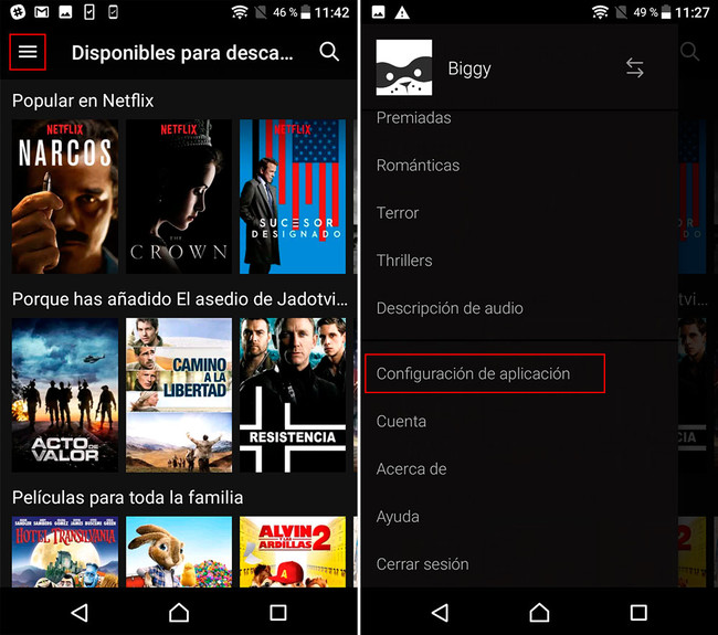 Netflix Descargas Sd