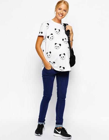 camisetas pandas asos
