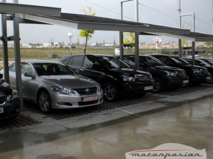 Gama Lexus