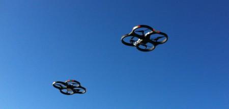 El primer Prix Mundial de Drones se celebrará el 11 de marzo
