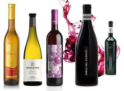 Cinco estupendos vinos para regalar a mamá