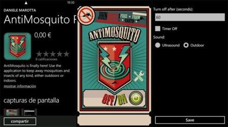 Antimosquito-trio