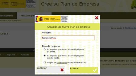 Plan de empresa, el servicio online de DGIPYME para ayudar a la empresa en esta tarea