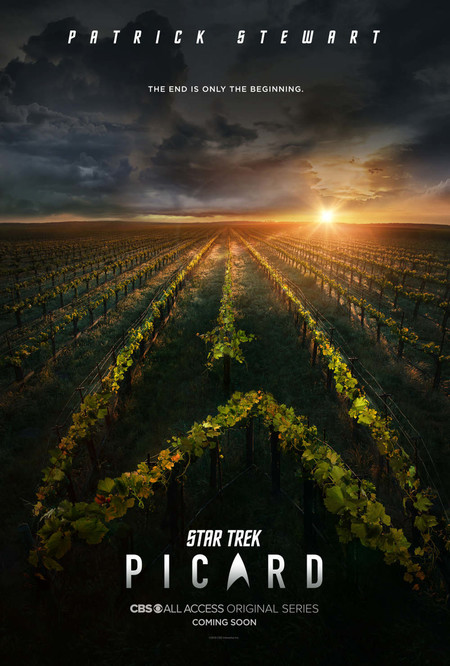 Star Trek Picard Teaser Key Art