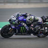 Maverick Viñales y Yamaha mandan en el accidentado estreno de MotoGP 2020 en Jerez