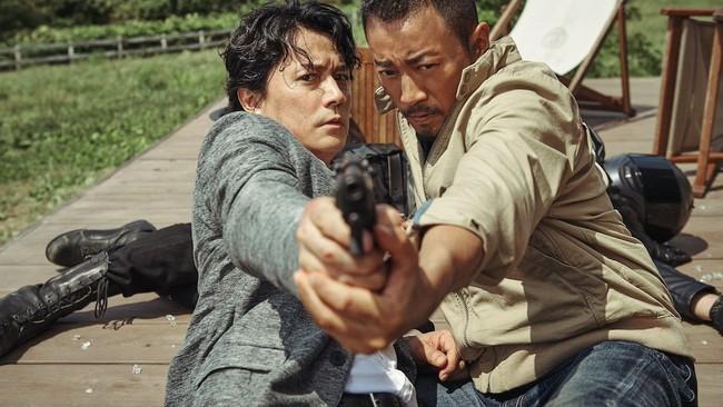 'Manhunt' nos devuelve al mejor John Woo en una epopeya de acción a modo de Greatest Hits