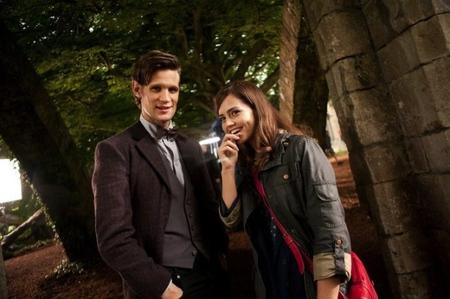Doctor Who y su nueva companion