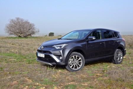 Toyota RAV4 150D Advance: probamos la aventura de un motor SUV