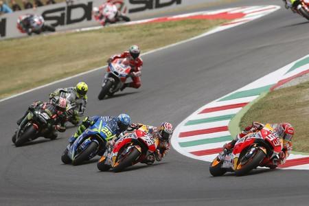 Carrera Gp Italia Motogp 2017