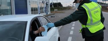 No, usar mascarilla en el coche no es obligatorio (o no más que hasta ahora)