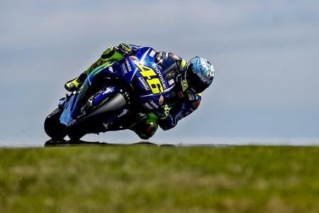 Valentino Rossi Yamaha Motogp Australia 2017 1