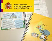 Agendas y calendarios escolares para promover una alimentación sana y equilibrada