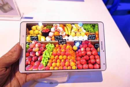 Este es el contenido gratuito del Samsung Galaxy Tab S con el que quieren convencerte