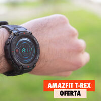 Amazfit T-Rex, el smartwatch con resistencia militar y una autonomía bestial, hoy rebajadísimo en El Corte Inglés: llévatelo por 68 euros