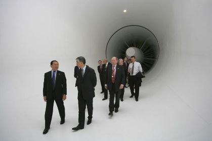 Honda estrena túnel del viento
