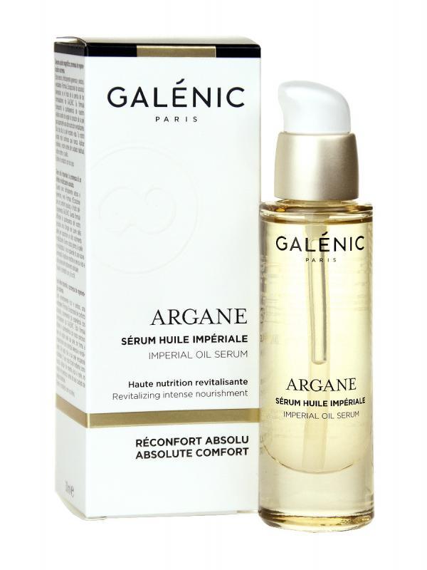 Galénic Argane Nutrición aceite seco