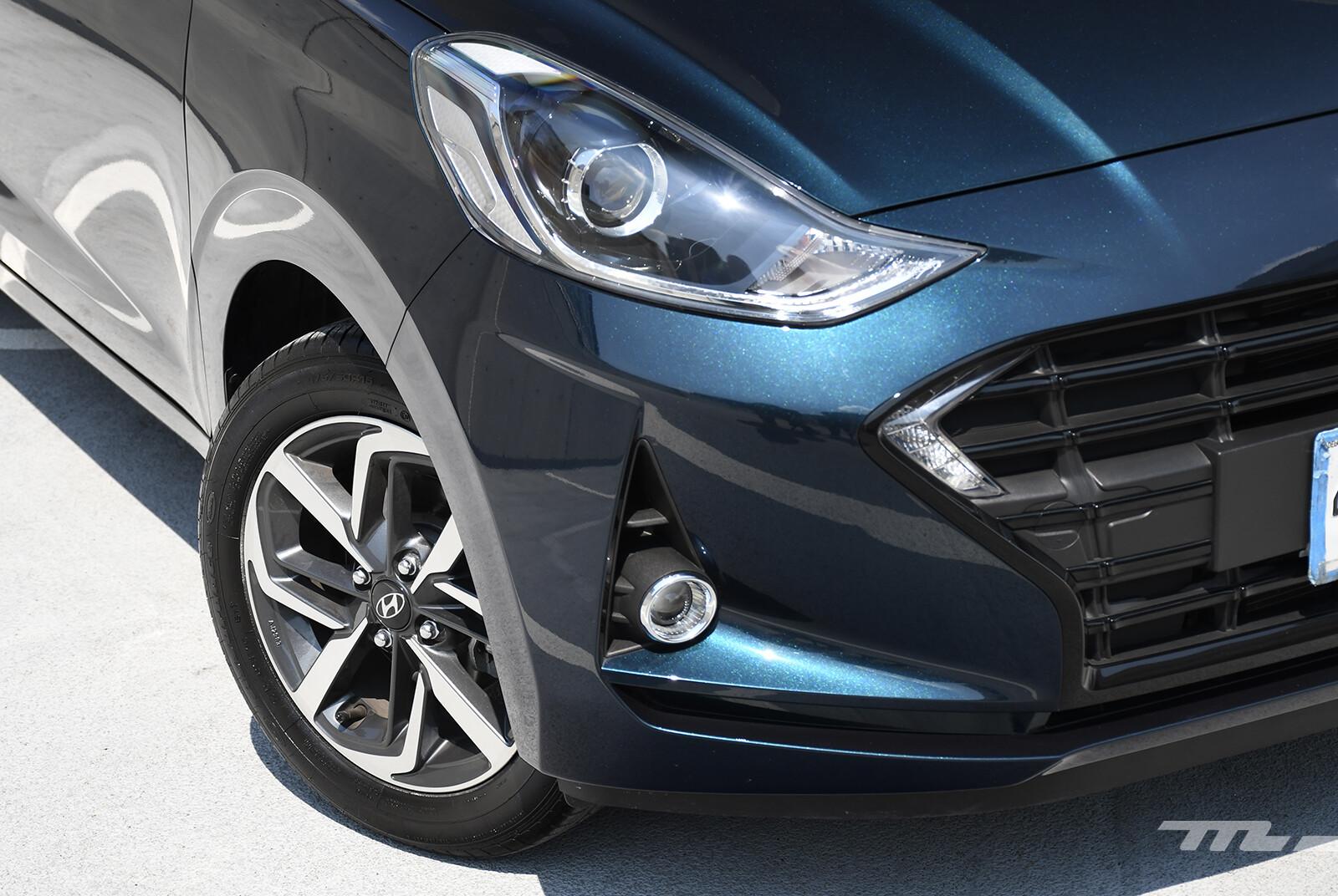 Foto de Hyundai Grand i10 2021 (prueba) (16/26)