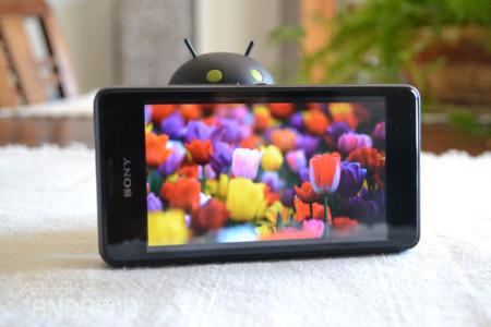 Sony Xperia E1, presumiendo de colores