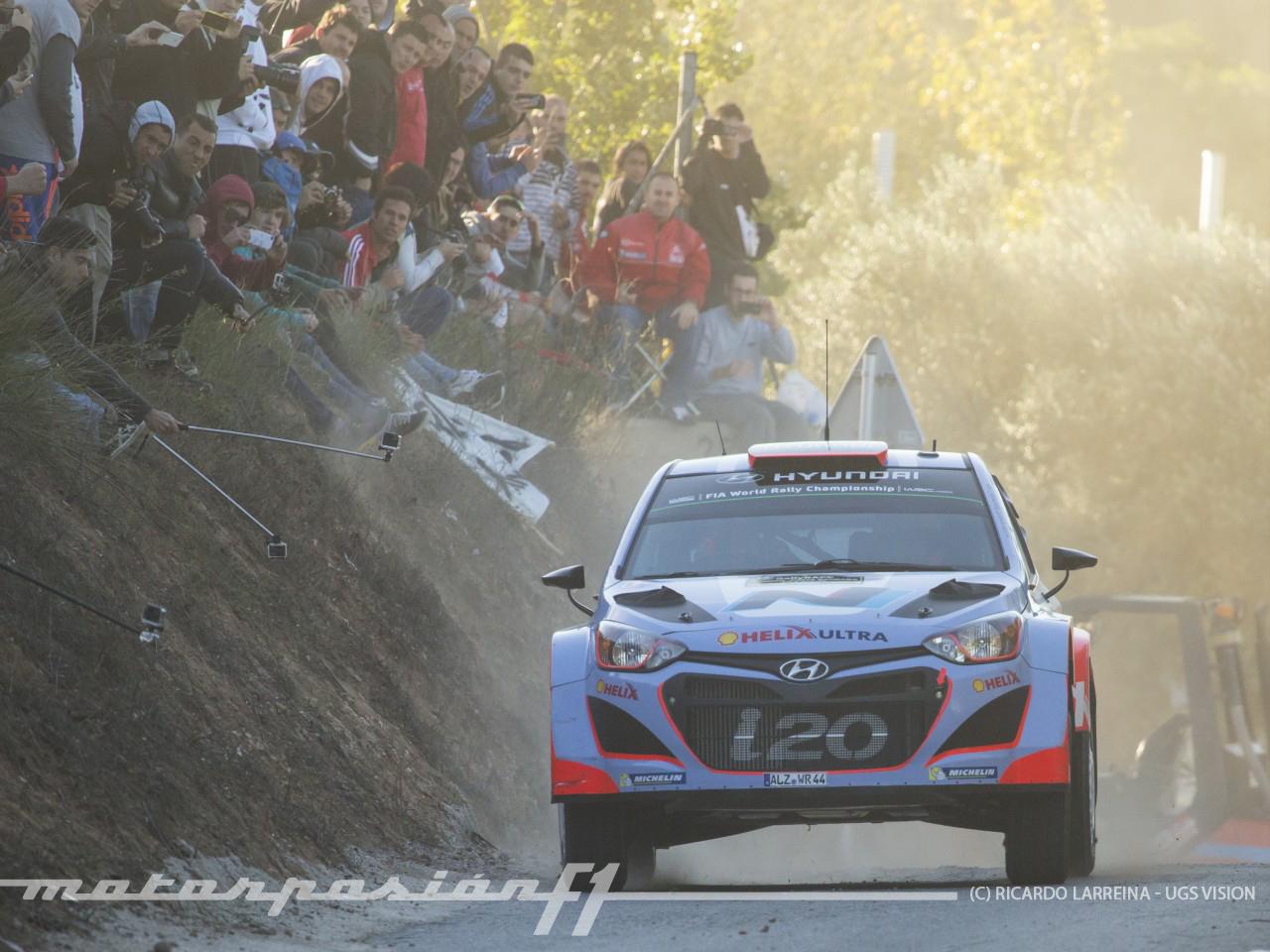 Foto de WRC - Rally de Catalunya 2014 (216/370)